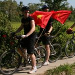 Cycling the Mekong Delta in Vietnam